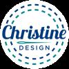 Christine Design | Bedrijfskleding borduren & bedrukken Logo